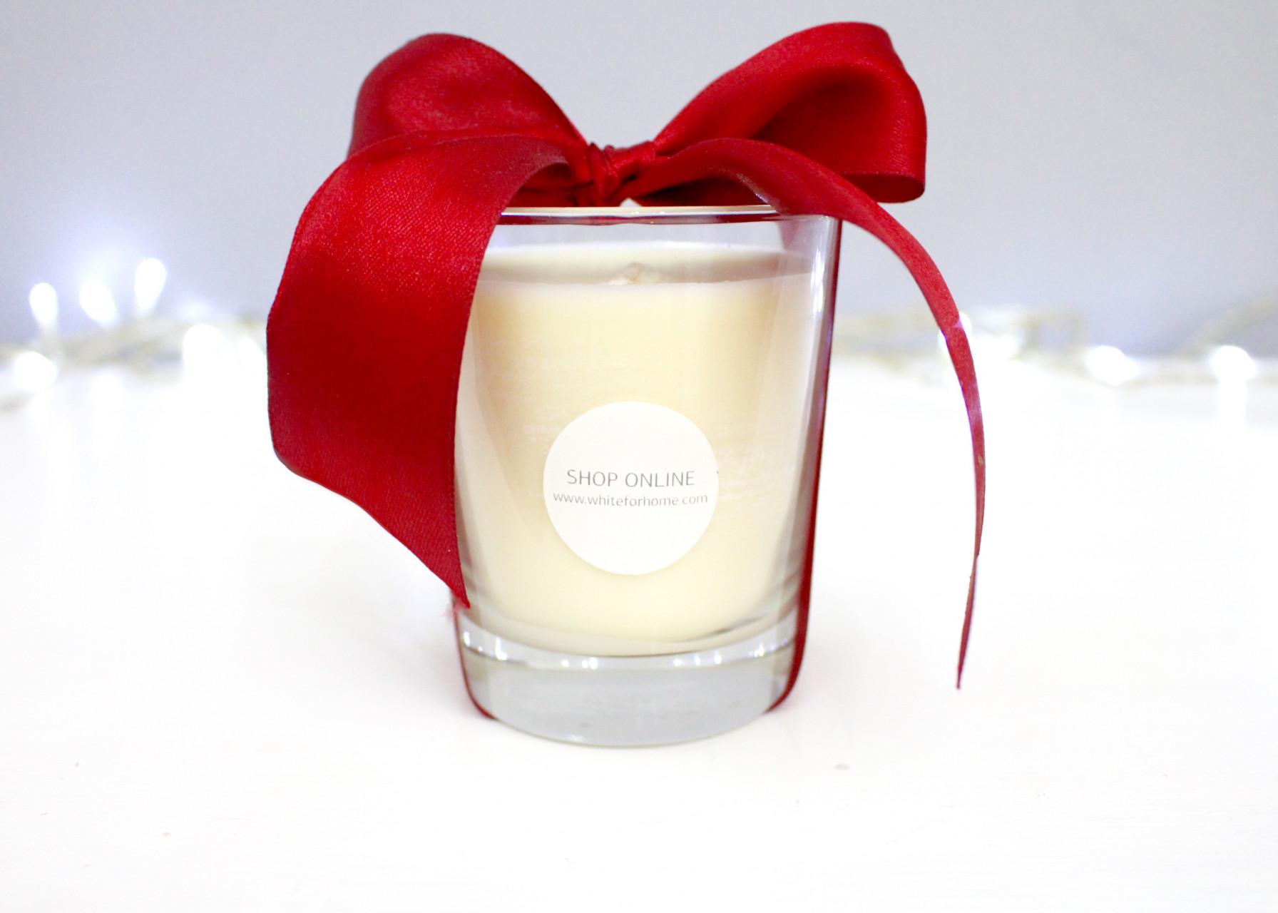 Κερί σόγιας / Christmas