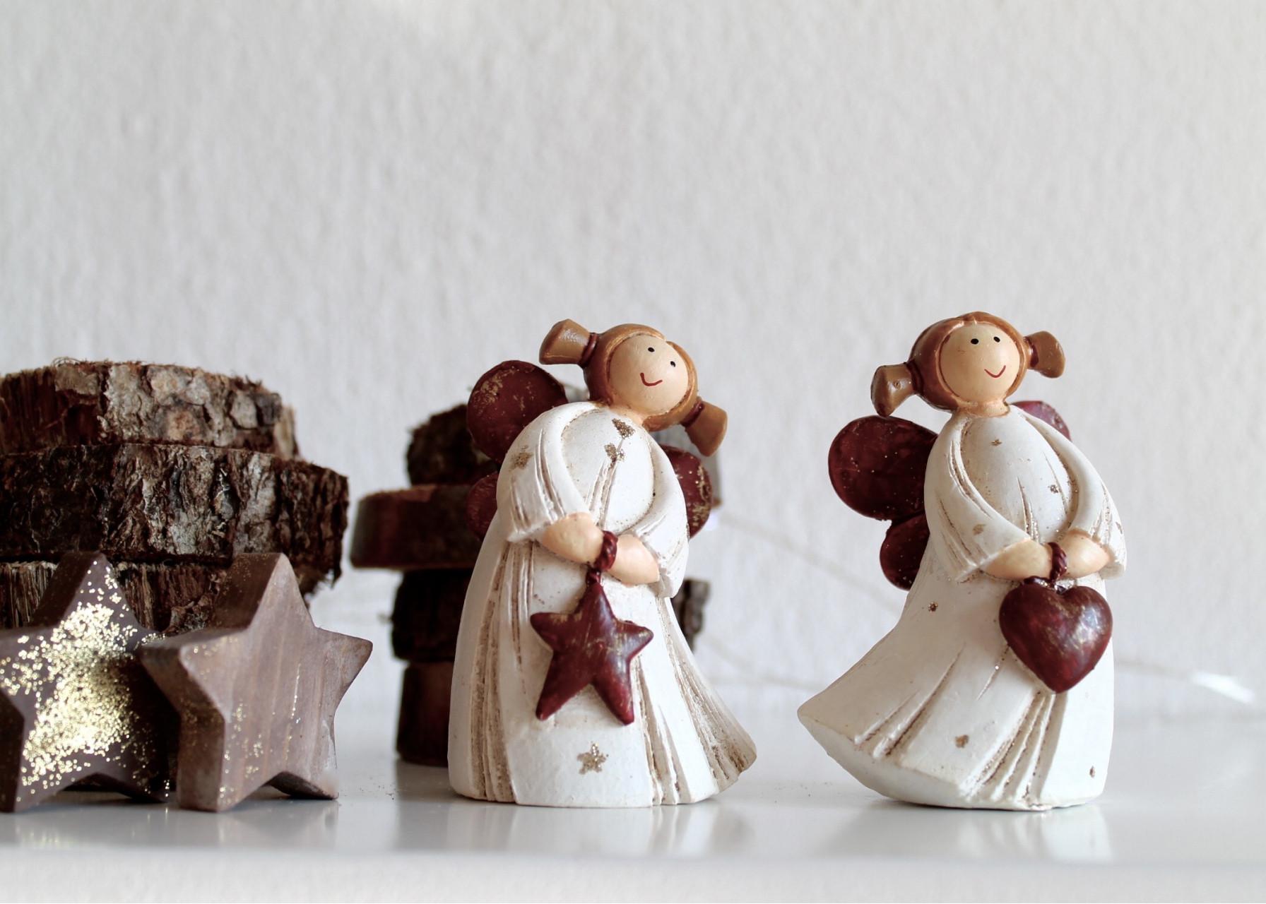 Κεραμικά διακοσμητικά / Αγγελάκια
