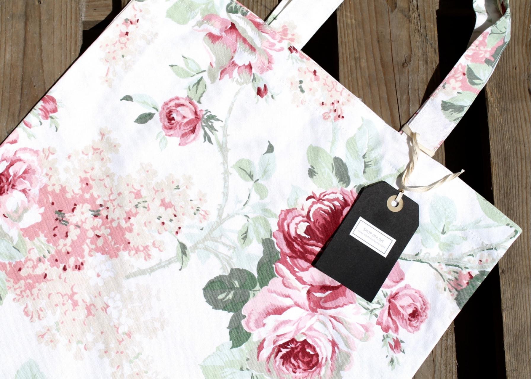Υφασμάτινη τσάντα / Roses