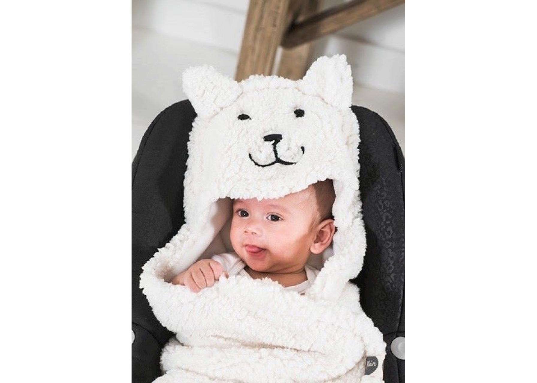 Κουβέρτα αρκούδος