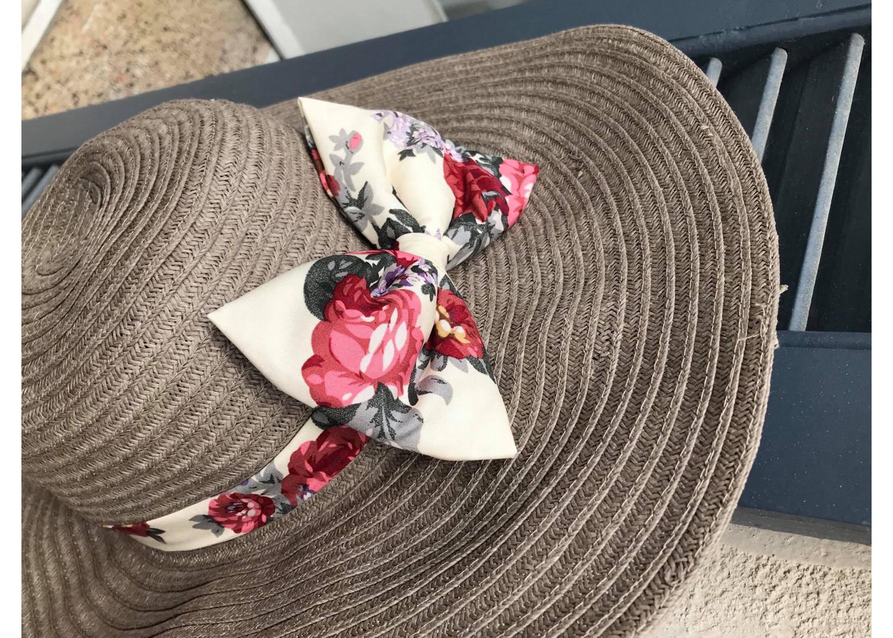 Ψάθινο καπέλο / Σικελία